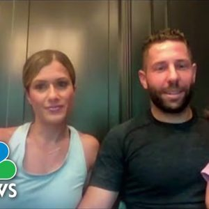 'It Was Crazy': Couple Describes Experience Riding Out Hurricane Ida