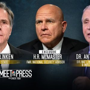 Meet The Press Broadcast (Full) - August 29th, 2021