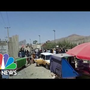 NBC News NOW Full Broadcast – August 27, 2021