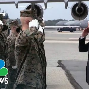 NBC News NOW Full Broadcast – August 30, 2021