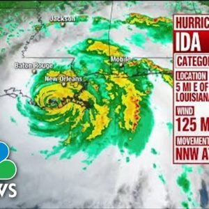 New Orleans Official Urges Residents To Shelter In Place
