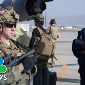 Pentagon Announces Final U.S. Troops Have Withdrawn From Afghanistan
