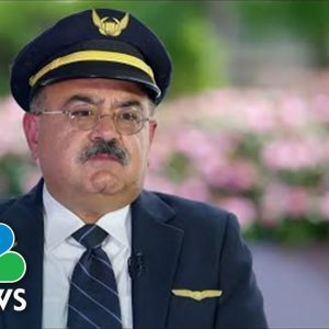 Pilot's Personal Mission To Help Evacuate Afghan Refugees