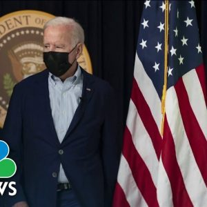President Biden Warns of Another Attack in Afghanistan