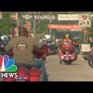 South Dakota Covid Cases Surge Weeks After Sturgis Motorcycle Rally