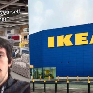 TikTok Comedian Exposes the Dark Side of Retail Work at IKEA