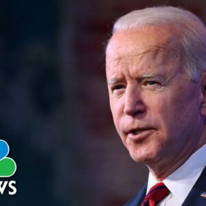 Biden Gives Remarks On Administrations Response To Recent Wildfires