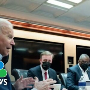 Biden Rejected Advice On Delaying Afghanistan Withdrawal, New Book Says