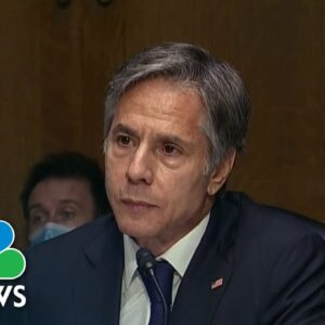 Blinken Faces Bipartisan Criticism Of Chaotic Afghanistan Withdrawal