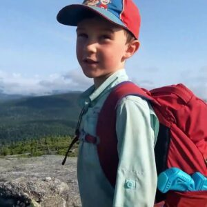 5-Year-Old Harvey Sutton Among Youngest Ever To Finish Hiking Appalachian Trail