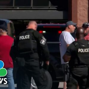 Deadly Shooting At Tennessee Grocery Store