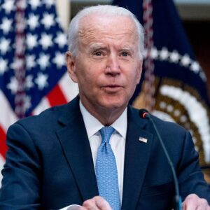 Live: Biden Delivers Remarks About A National Security Initiative | NBC News