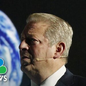 Exclusive: Al Gore On Worsening Climate Crisis