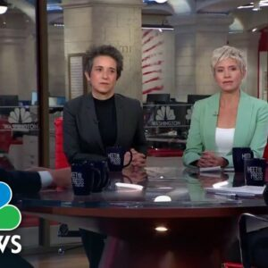 Full Panel: 'The Number Is Moving' On Democrats' Domestic Spending Plan