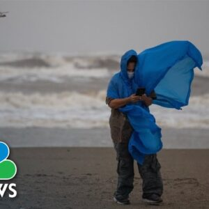 Galveston Mayor: Strong Winds From Nicholas 'Caught Us By Surprise'