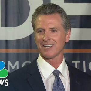 Gavin Newsom: 'I Am Humbled And Grateful' After Projected Win