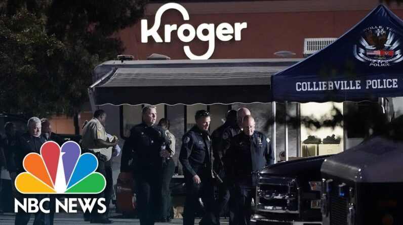 TN Gunman Was Asked To Leave Work On Day Of Deadly Grocery Store Shooting