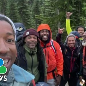 Historic Climb: All-Black Crew To Climb Mount Everest For First Time