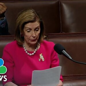 House Democrats Divided Over Infrastructure Bill