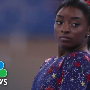 Simone Biles Says She 'Should Have Quit' Gymnastics Before Tokyo Olympics