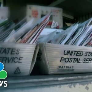 U.S. Postal Service Expected To Be Slower, More Expensive Ahead Of Holiday Season