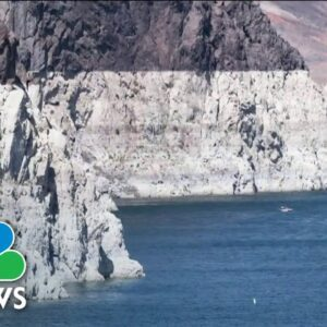 """Lake Mead At Risk Of Becoming A """"Dead Pool"""""""
