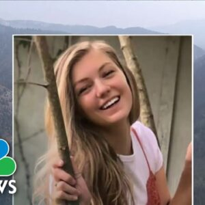 Remains Found In Wyoming Identified As Gabby Petito, Death Ruled Homicide