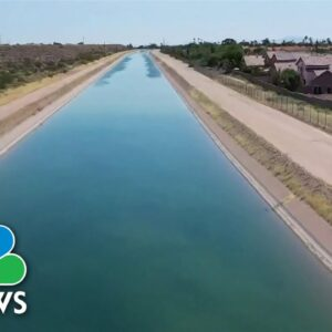 'Megadrought' Sparks Concerns Over Southwest Sustainability, Water Supply
