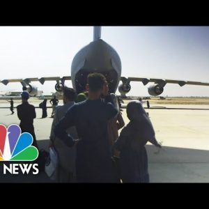 NBC News NOW Full Broadcast – August 31, 2021