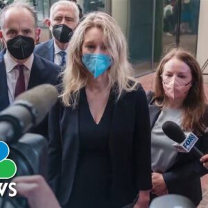 Patient In Elizabeth Holmes Case Testifies About Incorrect Blood Test