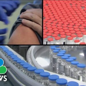 Pfizer Booster Vaccines Rolled Out in U.S.