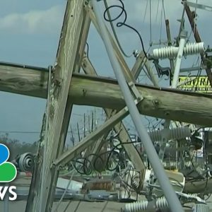 Power Struggles In New Orleans Continue After Hurricane Ida