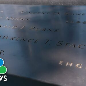 20 Years Later, Medical Examiner's Office Still Committed To Identifying 9/11 Victims