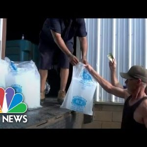 Small Portion of New Orleans Regains Power As Heat Hits City