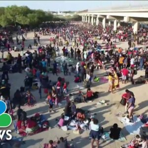 Southern Border Crisis Leads To Mass Deportations