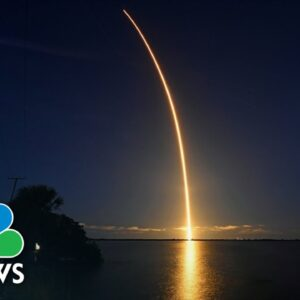 SpaceX Launches New Era Of Space Tourism