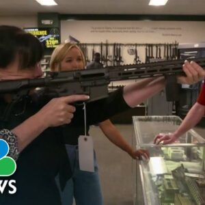 Study Says Women Make Up Nearly Half Of All New Gun Owners