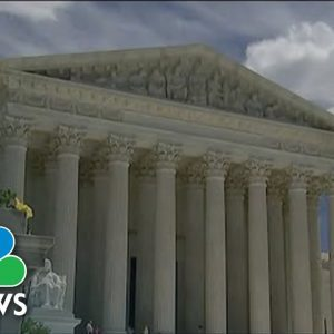 Supreme Court Denies Request To Block Texas Abortion Law