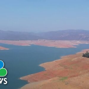Record Drought At CA Reservoir A Warning Of Climate Change's Impact On Renewable Energy