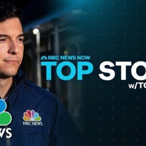 Top Story With Tom Llamas - September 20th | NBC News NOW