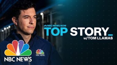 Top Story with Tom Llamas - September 27th   NBC News NOW
