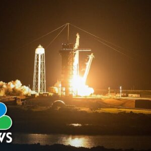 WATCH: SpaceX Launch First All-civilian Inspiration4 Crew Into Orbit