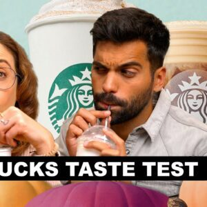 We Tried the Entire Starbucks Fall Drink Menu For the First Time