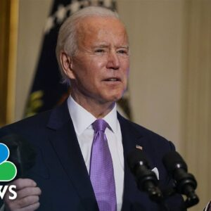 Live: Biden Delivers Remarks on Protections for National Monuments | NBC News