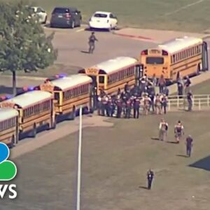 Texas Officials Give Details On High School Shooting, Confirm Four Injured