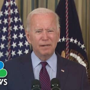 Biden: GOP Playing 'Russian Roulette' Amid Debt Ceiling Standoff