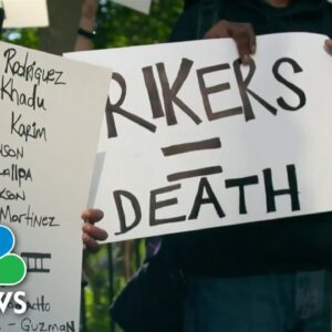 Calls Grow For Reform Of Rikers Island Prison