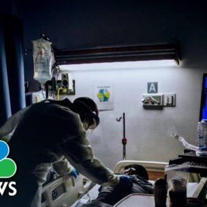 Covid Hospitalizations Dropping Nationwide