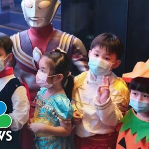 Dr. Fauci Weighs In On Outdoor Trick-Or-Treating This Halloween