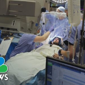 Experimental Brain Surgery Aims To Treat Severe Substance Abuse